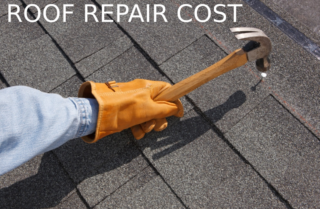 HOW MUCH DOES ROOF REPAIR COST?