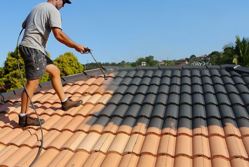 HOW MUCH DOES ROOF PAINTING COST?
